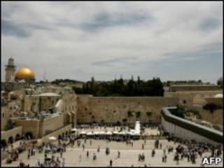 Иерусалим: старый город и Стена плача
