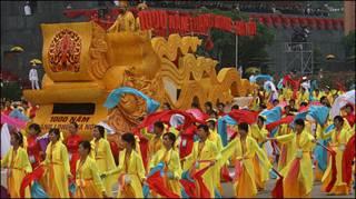 Diễu hành mừng đại lễ