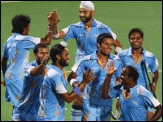 بھارتی ہاکی ٹیم