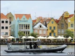 Бывшая столица Нидерландских Антильских островов