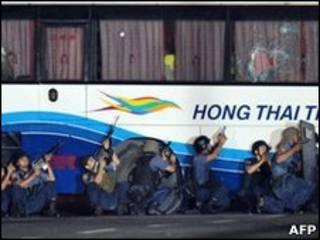 Захват автобуса