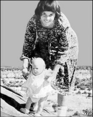 Azaria e Lindy Chamberlain