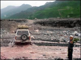 Афганско-таджикская граница