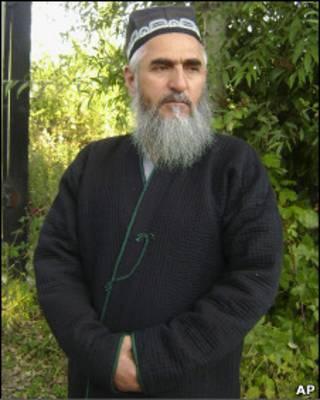 Мирзохуджа Ахмадов