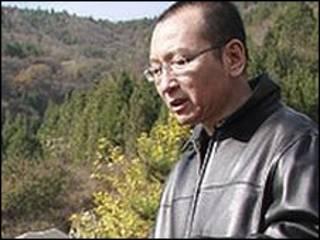 المعارض الصيني ليو تشياباو