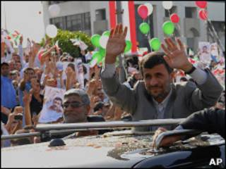 Президент Ирана Ахмадинежад