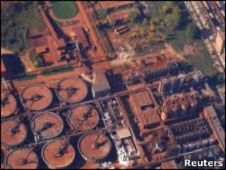 Завод в Айке