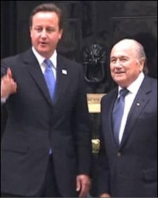 Cameron da Blatter