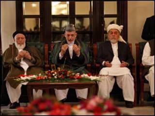 مجلس السلام الأفغاني
