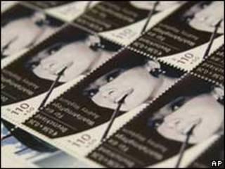 Selos de Audrey Hepburn