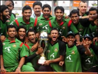بنگلہ دیش کی ٹیم