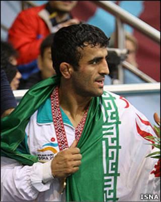 مراد محمدی