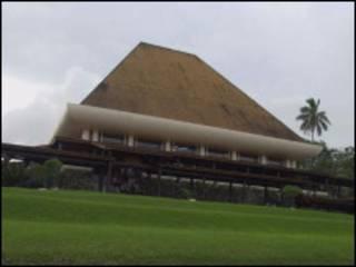 парламент Фиджи