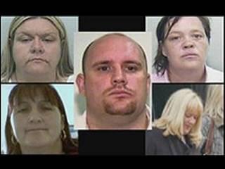 A rede de pedofilia
