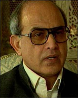 فاروق احمد خان لغاری