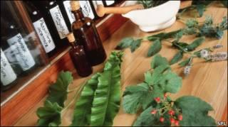 лекарства растительного происхождения