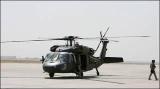 """Вертолет """"Блэк Хоук"""""""