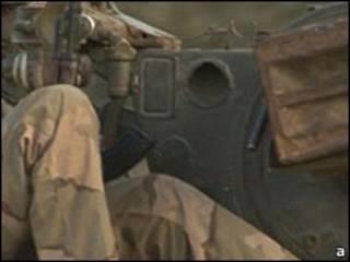 Militares em Darfur/AP
