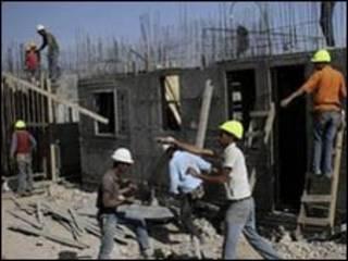 فعالیت های ساختمانی اسرائیل در بخش اشغالی