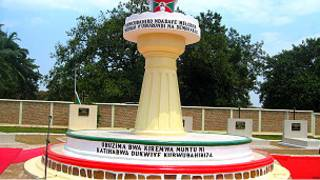 Urwibutso rw'umuhisi Prezida Melchior Ndadaye