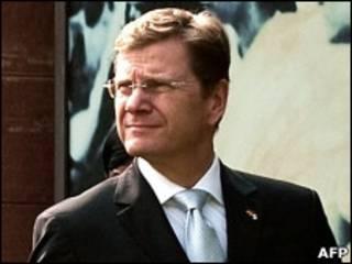 وزیر امورخارجه آلمان