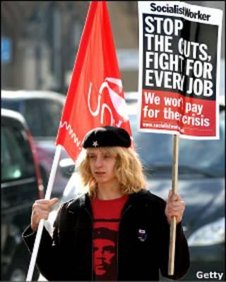Британский профсоюзный активист