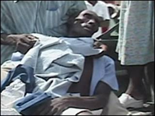 الكوليرا في هايتي