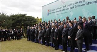 Bộ trưởng Tài chính khối G20