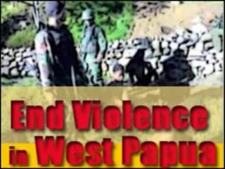 Seruan hentikan kekerasan di Papua