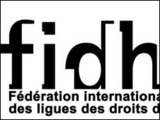 نشان فدراسیون بین المللی جامعه های حقوق بشر
