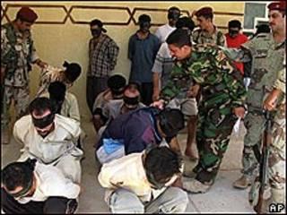 عراق میں تشدد