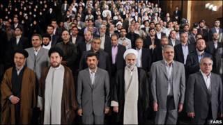همایش جنگ نرم در ایران