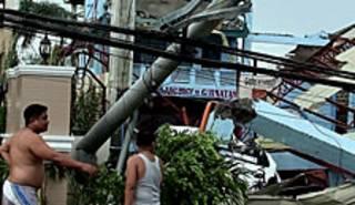 Hậu quả của bão Megi