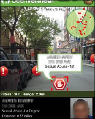 Imagen de la app Sexual Offender Tracker
