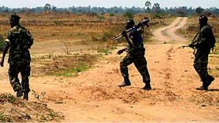 Abasirikare b'u Burundi mu bikorwa vya gisirikare