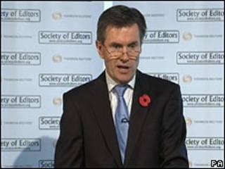 Jefe del Servicio Secreto de Inteligencia del Reino Unido