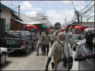 منظر عام في الصومال