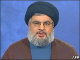 Hassan Nasrallah, líder do Hezbollah