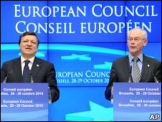 Shugabannnin kasashen EU