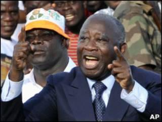 Larent Gbagbo