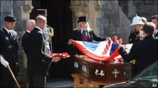 похороны в Торки