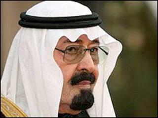 ملک عبدالله، پادشاه عربستان سعودی