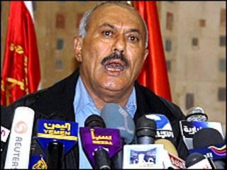 """واشنطن شكرت الرئيس اليمني على """"تعاونه الكامل"""" معها"""