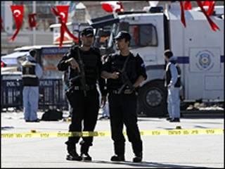 انفجار در میدان تقسیم