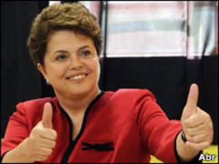 """Hugo Chávez chamou Dilma de """"irmã"""". Foto Wilson Dias/Agência Brasil"""