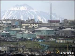 日本稱為北方四島的島嶼,在俄國被稱為南千島群島