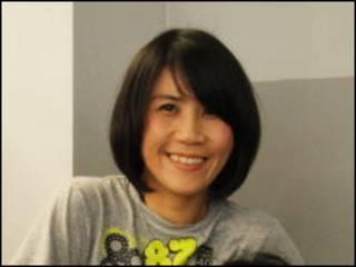 Nhà báo Hương Trà
