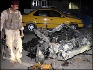 خشونت های بغداد