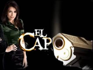 Logo telenovela El Capo. Foto: Fox Telecolombia