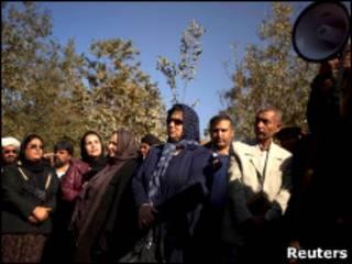 نامزدهای معترض در کابل